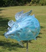 """Flying Pig """"Rain Ballerina"""""""