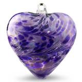 "Large Heart ""Hyacinth"""