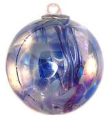 Iridized Witch Ball