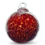 Garnet Red Crackle