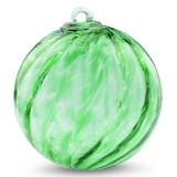 Bright Green Optic 6 Inch Kugel