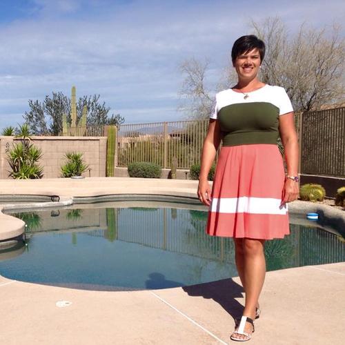 Layer Cake Lite Dress