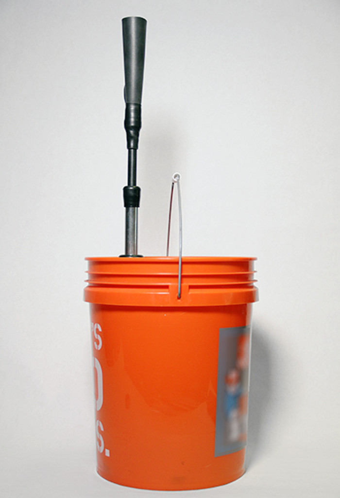 Tanner BTI installed in a standard 5-gallon buck (sold separately)