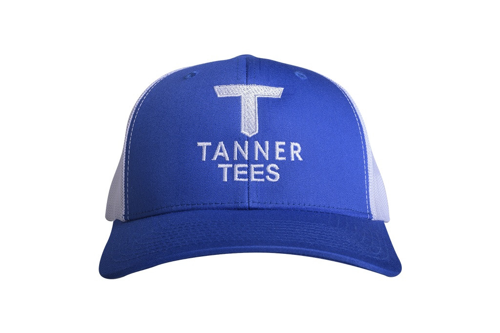 TANNER BLUE SNAP BACK