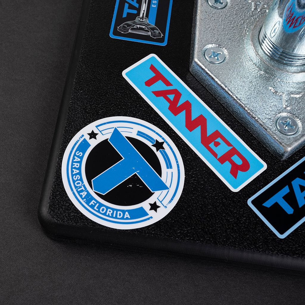 TANNER STICKERS (MULTI-PACK)