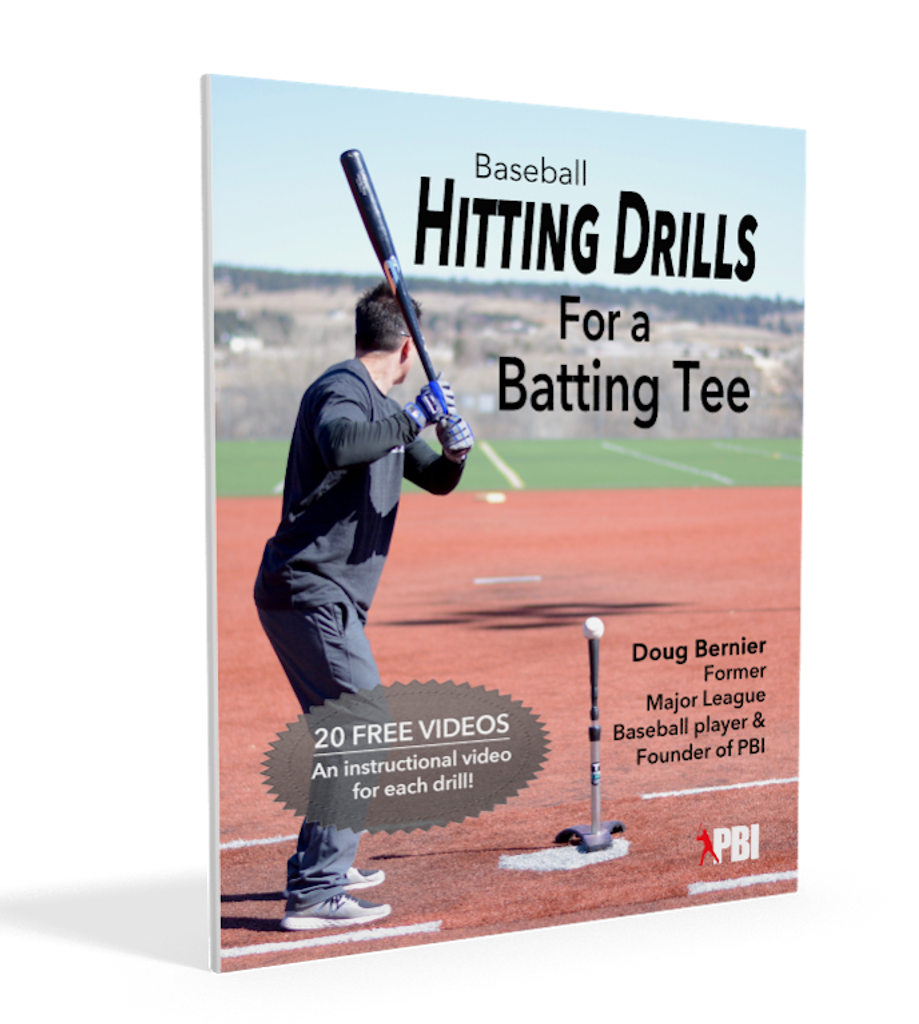PBI BATTING TEE DRILLS BOOK (PAPERBACK)