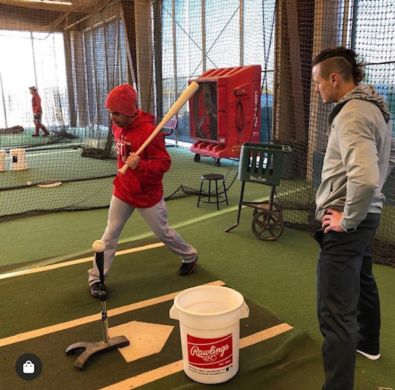 How Youth, Amateur and Pro Hitters Use Batting Tees
