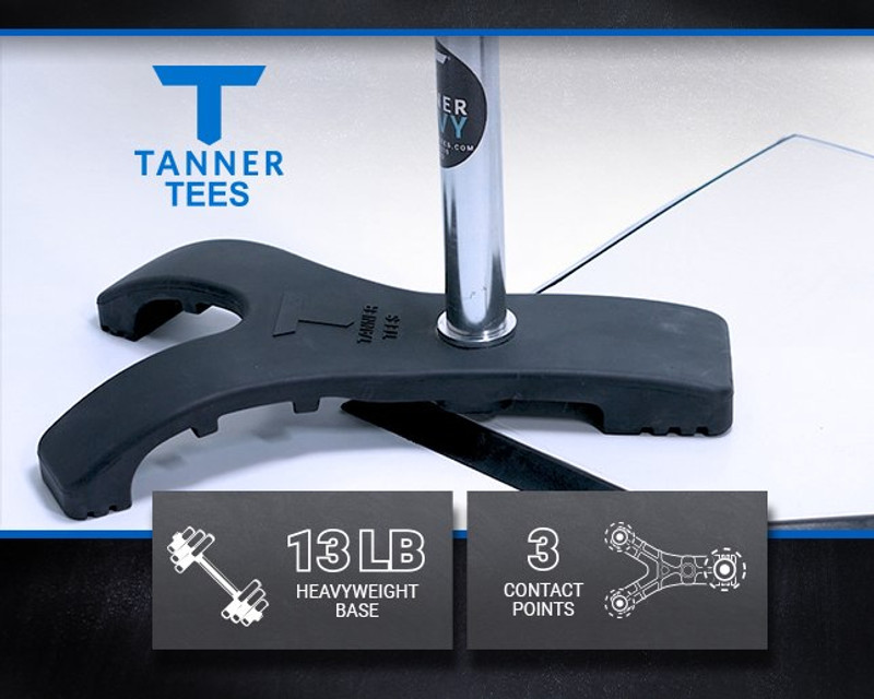 The Tanner Heavy Batting Tee Celebrates Two Years in the Market