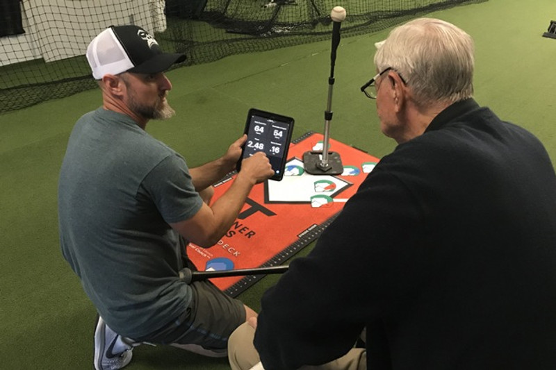 Technology in Baseball is Here