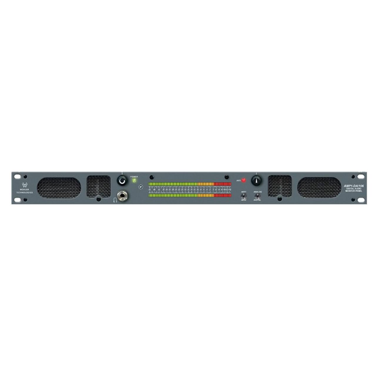 Wohler Amp1-s8mda 8 Channel Hd-sdi Sd-sdi Aes Cameras & Photo Ebu Und Analog Audio Monitor Easy To Use Video Production & Editing