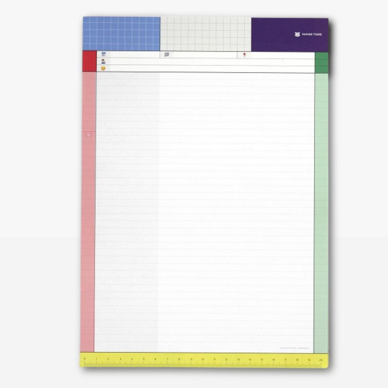 A4 Notepad