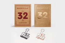 Tools to Liveby 32mm Binder Clips