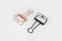 These large Binder Clips from Tools to Liveby are beautiful and functional