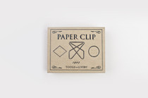 TOOLS to LIVEBY Brass Paperclips, 10pcs, Ideal