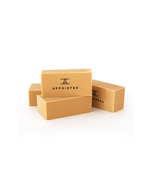 The classic gum eraser from Appointed is an essential carry for people who make mistakes.