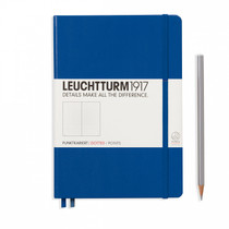 LEUCHTTURM1917 A5 Hardcover Notebook Dot Grid