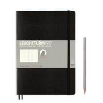 The cover of the Leuchtturm1917 B5 Soft Cover Dotted Notebook.
