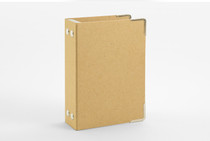 Traveler's Notebook Passport Refill Binder is perfect for storing your past refills