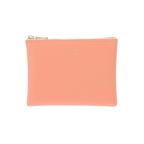 Delfonics Quitterie Pouch Small in Coral Pink