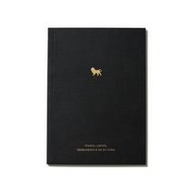 An Organised Life Zodiac Notebook Leo front cover