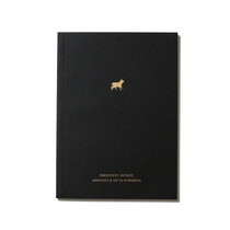 An Organised Life Zodiac Notebook Taurus front cover