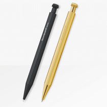Kaweco SPECIAL Ballpoint Pen in Black or Brass