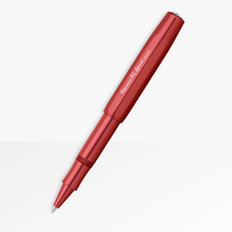 take the Kaweco AL Sport Rollerball in Deep Red with you everywhere you go