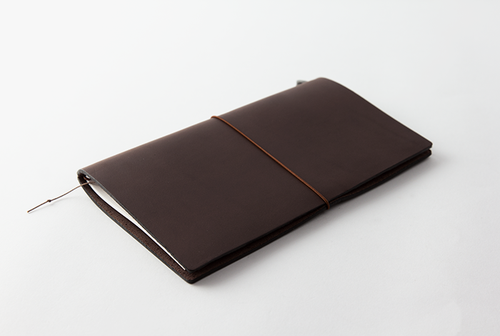 The incomparable Traveler's Notebook, leather cover Kit