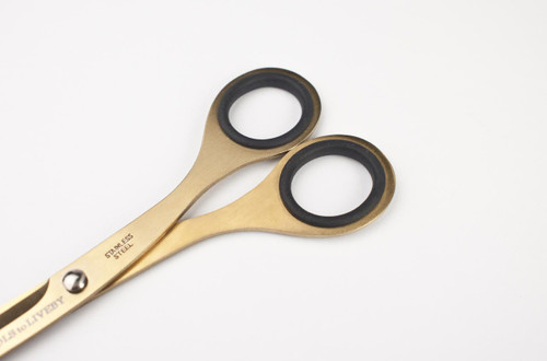 Tools to LiveBy 16.5cm Scissors in Gold are an essential part of the refined, creative workspace.