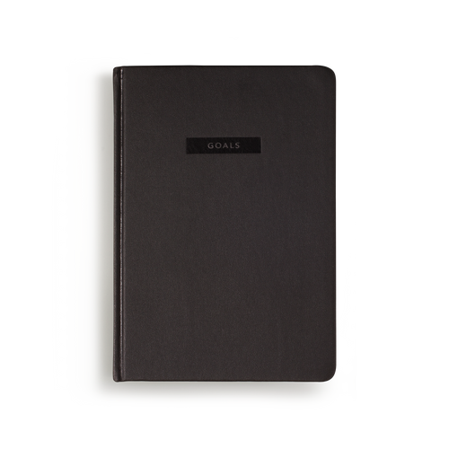 Available in Black, Grey and Khaki, the MiGoals goals journal will get you from here to wherever you wish to be. With hard work in between.
