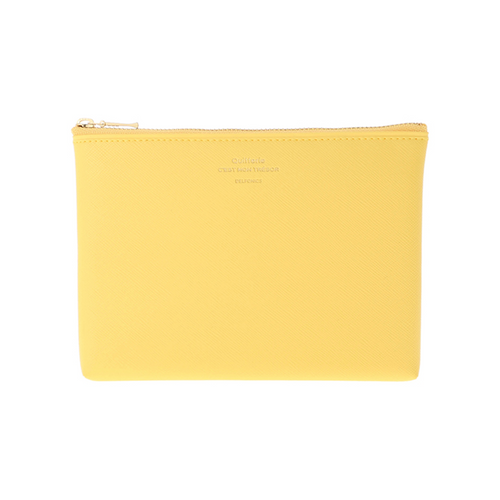 Delfonics Quitterie Pouch Medium in Yellow