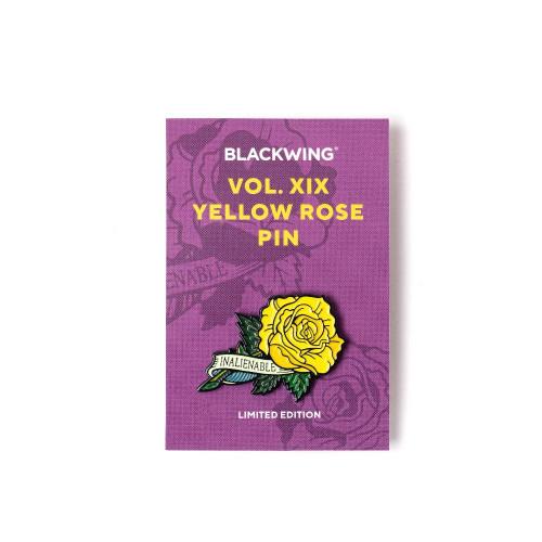 The Blackwing Volume XIX Enamel Pin