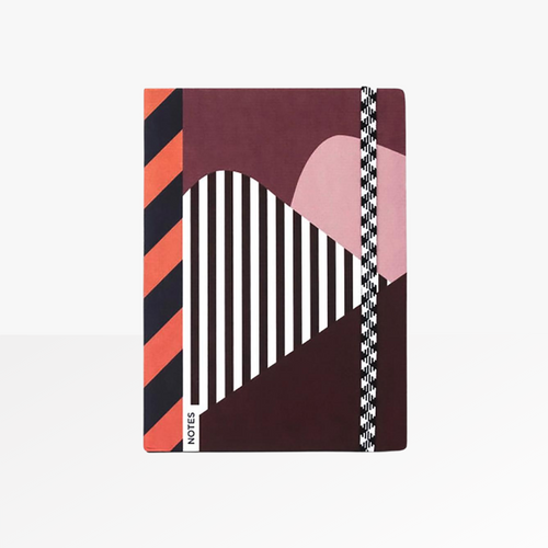 The cover of the Papier Tigre A5 Dot Grid Journal, Dune