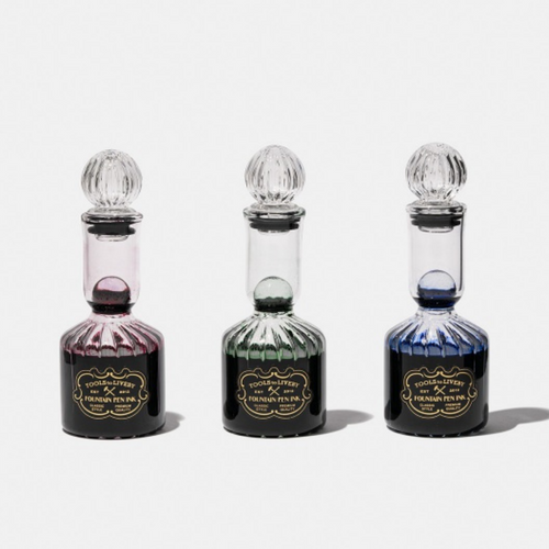 TOOLS to LIVEBY Fountain Pen Ink - Available in three colours