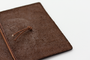 The beautiful Traveler's Notebook Passport leather is spectacular.