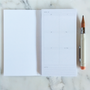 Appointed Adhesive Notes with Weekly Planner