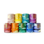 A full set of all the Ferris Wheel Press ink colours