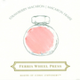 Ferris Wheel Press Pink Eraser Ink swatch