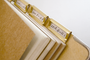 Once you add a few, Traveler's Company Brass Index Clipa lift the look of your notebook