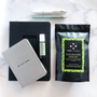 Including a progress 90 day journal, and aromatherapy blend for calm and a focus blended tea
