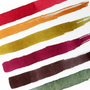 The six colours of the Ferris Wheel Press Fountain Pen Ink Autumn 2020 Series