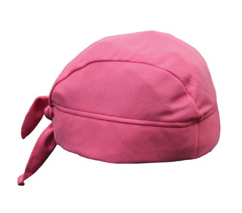 Pink Skull Cap