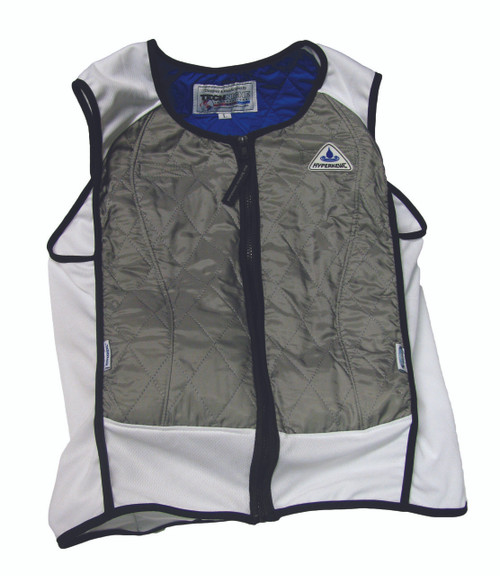 Hybrid Cooling Vest with Cool Packs