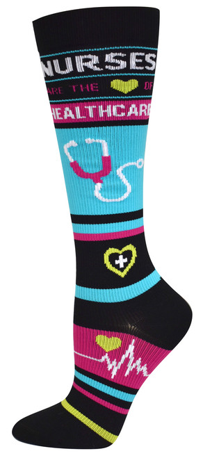 Swanky Athletic Socks - Healthcare Nurse