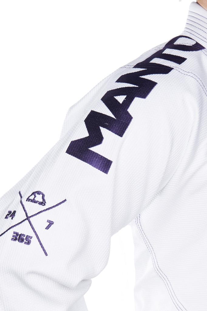 "MANTO ""X"" PRO Lightweight BJJ GI White"