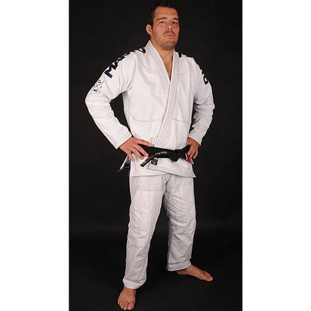 ADCC Champ Dean Lister wearing Manto's Competition X Gi