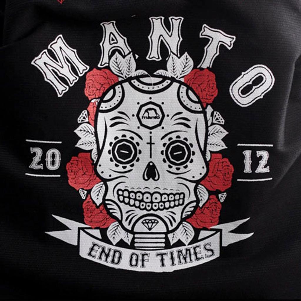 "MANTO ""MUERTE"" GI BLACK - LTD Edition"