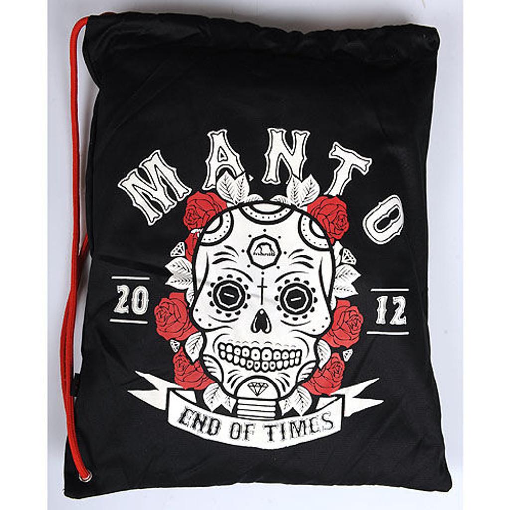 The Muerte GI comes with a cool/durable cotton GI bag