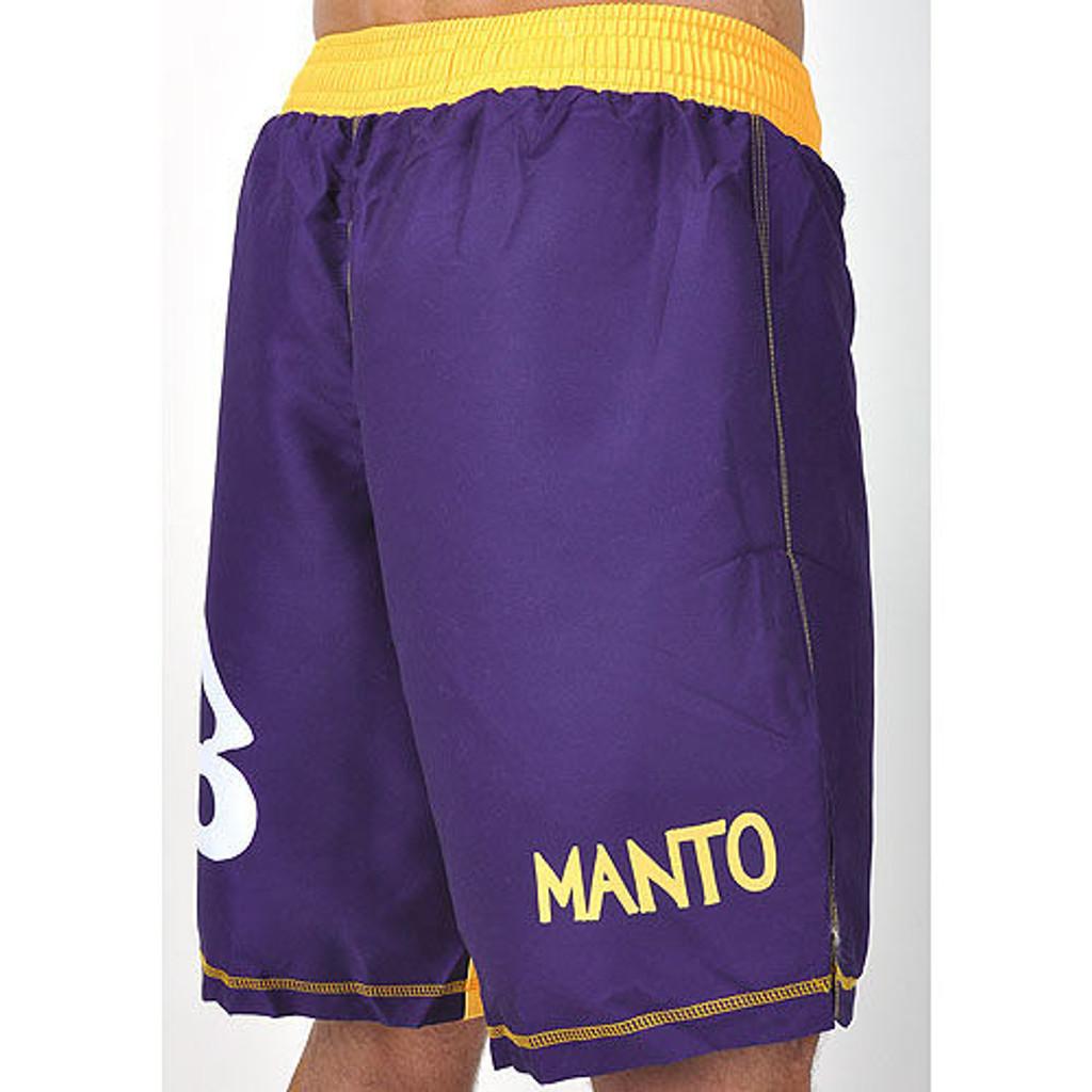 "Pro Shorts ""Logo"" Purple"