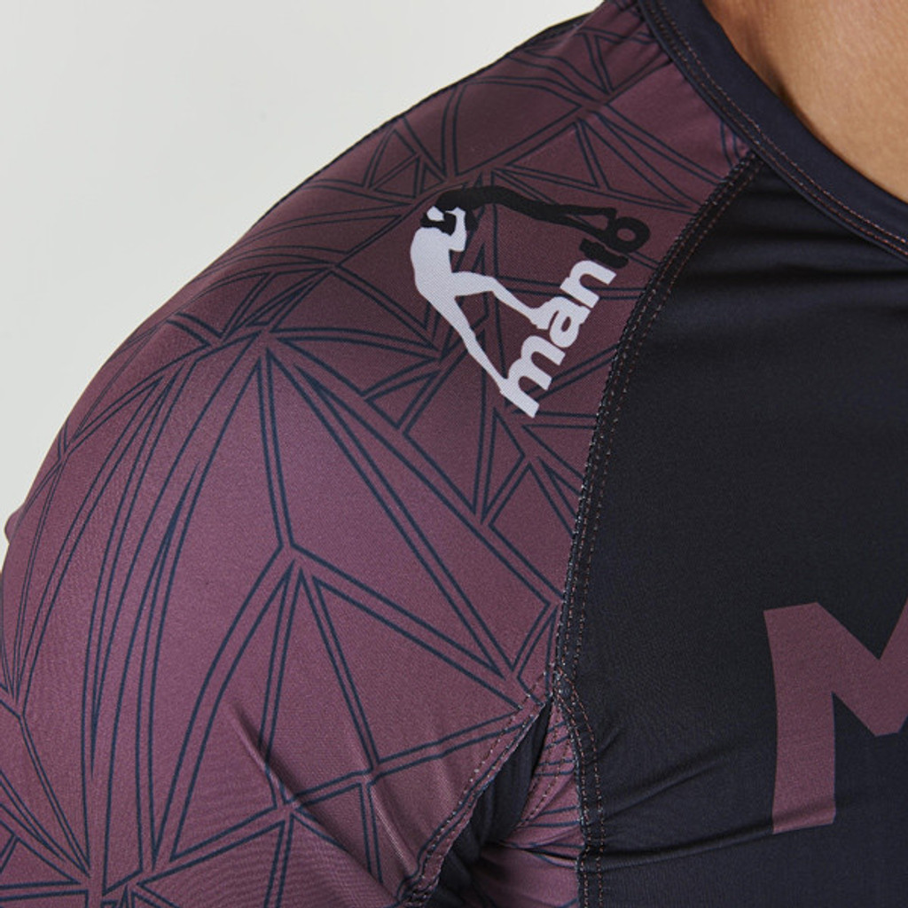 "Rashguard ""Victory"" Brown - IBJJF Approved"